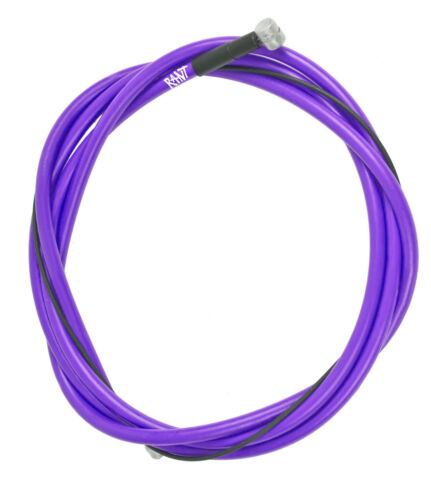 RANT LINEAR BRAKE CABLE BMX BIKE BICYCLE FIT CULT HARO SUBROSA SE SHADOW PURPLE