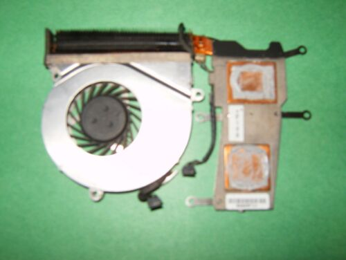 "OEM APPLE MACBOOK A1181 13/"" CPU HEATSINK /& FAN KSB0505HB-TESTED."