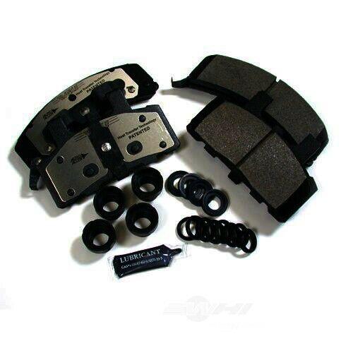 Disc Brake Pad Set-RWD Front Autopartsource MF369K