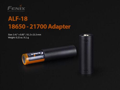 18650-21700 Adapter Fenix ALF-18