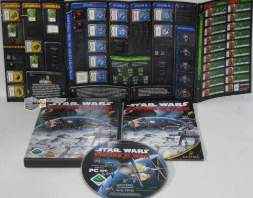 1 von 1 - Star Wars PC, nur 1 Spiel auswählen - Jedi Knight Empire at War Force Galactic