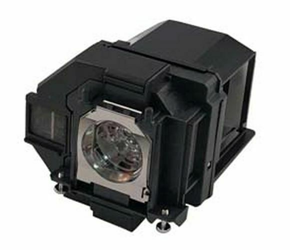 REPLACEMENT LAMP & HOUSING FOR EPSON EB-990U