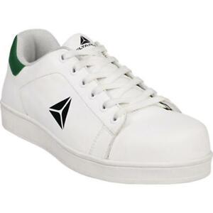 Size UK 6 EU39 Delta Plus Smash White