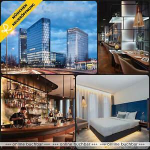 NEUERÖFFNUNG! 3 Tage 2P HYPERION Hotel München Gutschein Kurzurlaub Bayern Reise