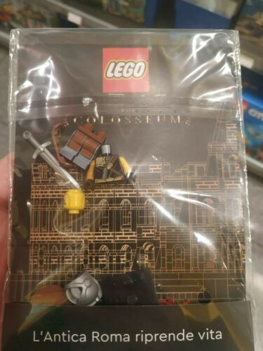 LEGO 10276 Exclusive Gift Limited Edition Day One Colosseum at Lego Store ROME