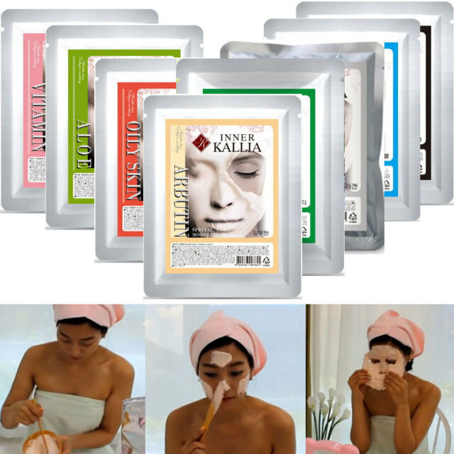 SPECIAL CARE MODELING PACK/peel-off pack/mask powder/Add presented/Korean made