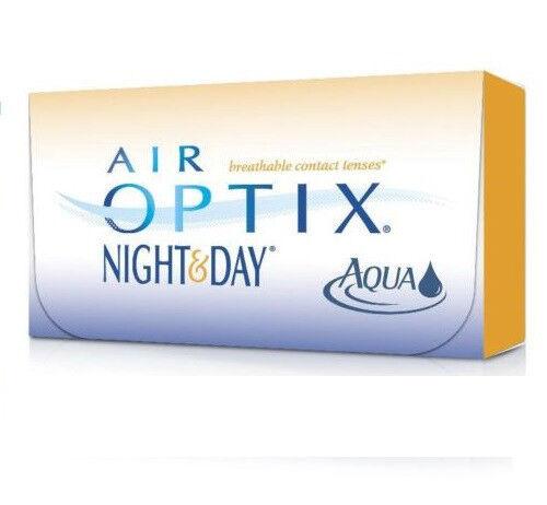Air Optix Night & Day Aqua Night and Day 1x6 Stück MINUSWERTE BC 8.6