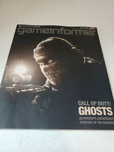 GAME INFORMER MAGAZINE  ISSUE # 246 OCTOBER 2013  CALL OF DUTY: GHOSTS