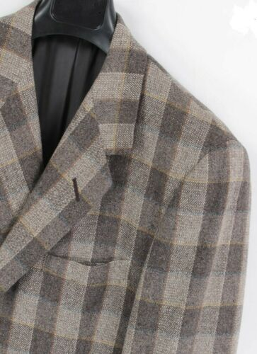 Oxxford Onwentsia Bold Check Blazer Sz. 42 R-Slim