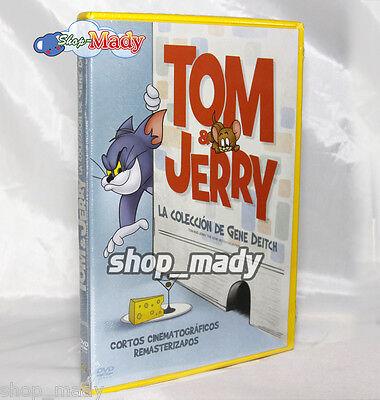 Tom y Jerry - La Colección de Gene Deitch ESPAÑOL LATINO REG. 1, 3 Y 4