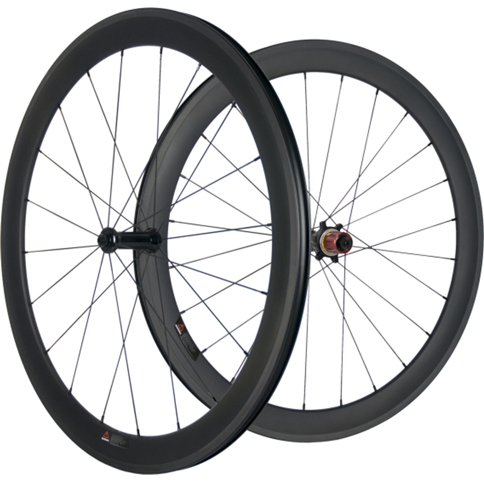 Carbon  Wheels Road Bike 50mm Carbon Clincher Wheelset Chosen 7187 Cycling Wheel  brand