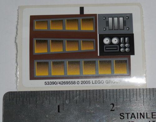 STICKERS Lego Star Wars 10144 Sandcrawler Stickers Only NEW Original//Genuine