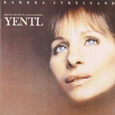 Barbra Streisand Yentl Soundtrack CD NEW SEALED