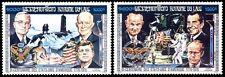 LAOS PA N°119A/119B**  Indépendance Etats Unis TB 1975,  US Bicentennial Set MNH