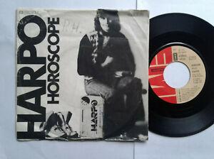 Harpo-Horoscope-Jessica-7-034-Single-Vinyl-1976-mit-Schutzhuelle