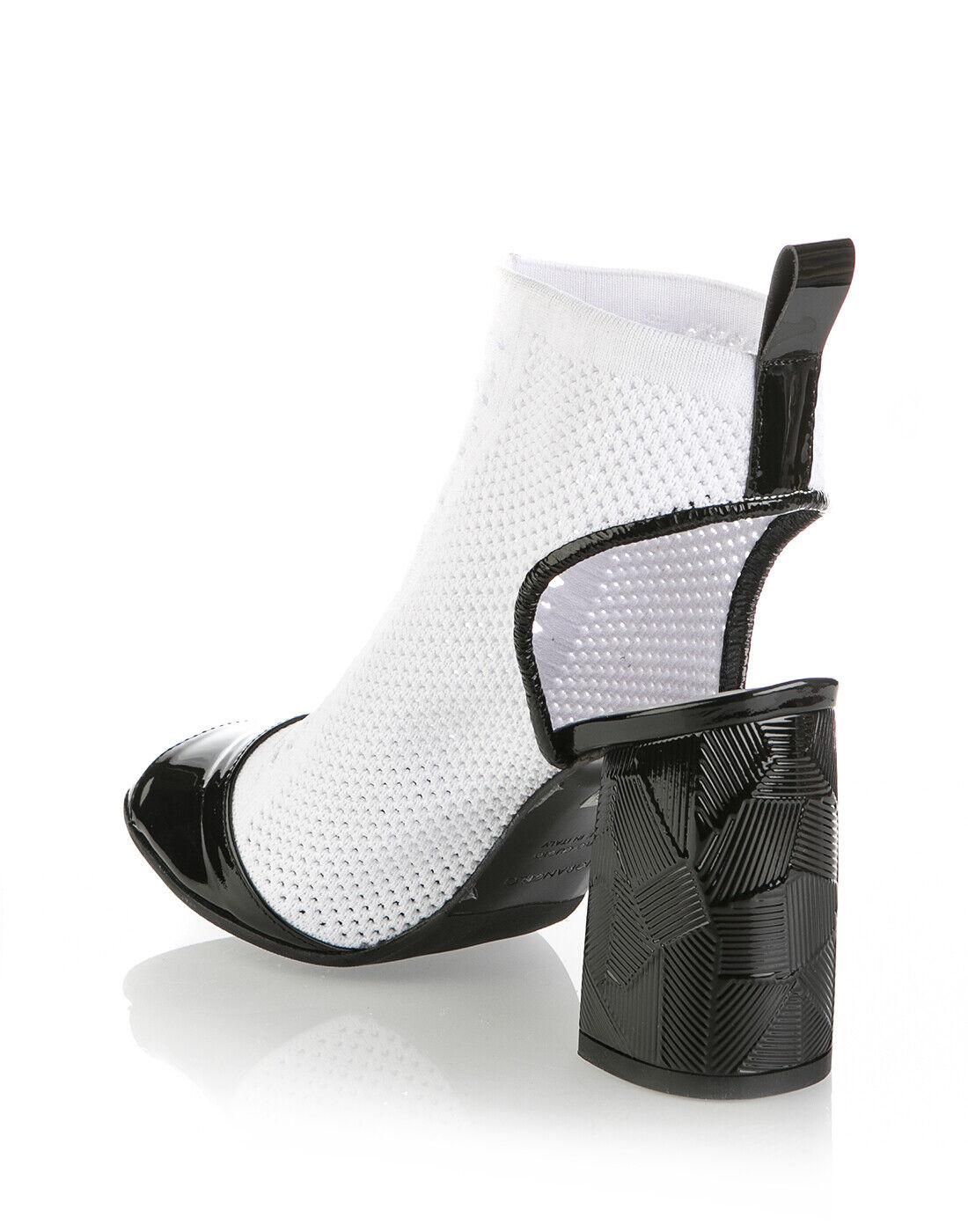 Authentic Authentic Authentic Fiarancialo Italian Leather Designer Sandals Dimensiones 6,7,9,10,11 bianca 1063a7