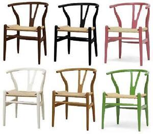 Wegner-Danish-Wishbone-Y-C24-Dining-Hemp-Chair-Natural-Black-Ivory-Drk-Brown