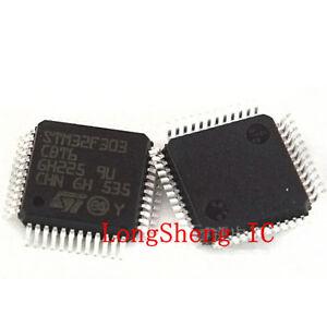1PCS-STM32F303CBT6-IC-MCU-ARM-128K-FLASH-48LQFP-32F303-STM32F303-new