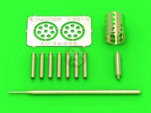Master-1-32-Pitot-Tube-amp-GAU-8-Avenger-Gun-Tip-for-A-10-Thunderbolt-II-AM-32-059