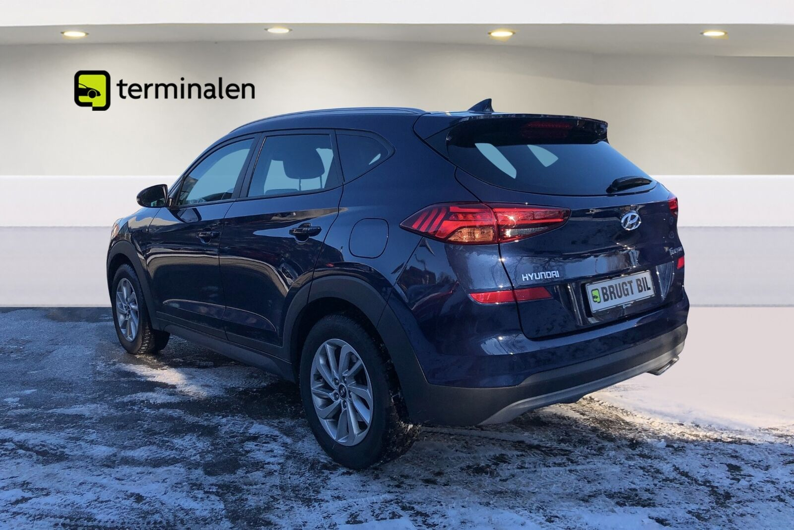 Hyundai Tucson 1,6 T-GDi Trend Deluxe DCT