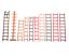 PLAYMOBIL-ESCALERA-sturmleiter-Castillo-Fuerte-3773-3666-3888-3030-3123-5725