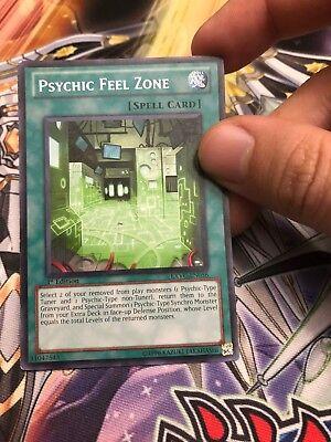 Yu-Gi-Oh Card rare EXVC-EN056 PSYCHIC FEEL ZONE - NM//Mint