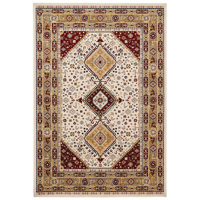 Quality Cream Gold Traditional Persian Oriental Hearth Rugs Runner Wool 35 Off Ebay