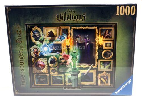 INSTOCK Ravensburger Disney Villainous Maleficent 1000 Piece Jigsaw Puzzle