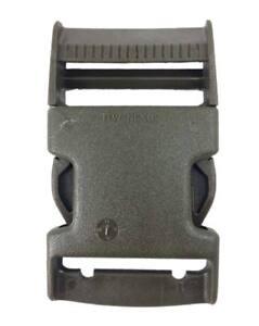 1-Hebilla-liberacion-40-mm-verde-oliva-RAL-6014-ITW-Nexus-SR40-Release-buckle