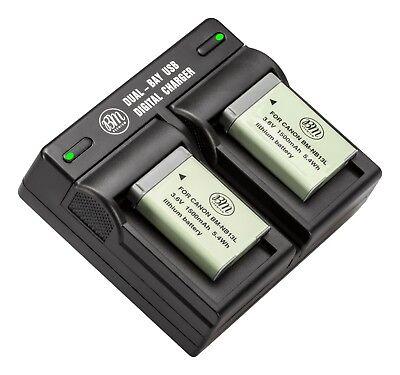 G7 X Mark II BM Premium NB-13L Battery for Canon PowerShot SX740 HS SX620 HS G7 X G1 X Mark III G9 X G5 X Mark II G9 X Mark II G7 X Mark III SX720 HS Digital Cameras G5 X