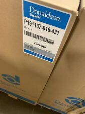 Donaldson Torit P191137 016 431 Fibra Web Dust Collector Cartridge Filter