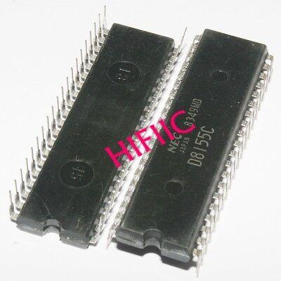 NEC D8155C DIP-40 2048-Bit Static MOS RAM with I//O