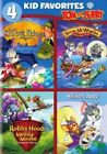 4 Kid Favorites Tom and Jerry (4 Disc) DVD