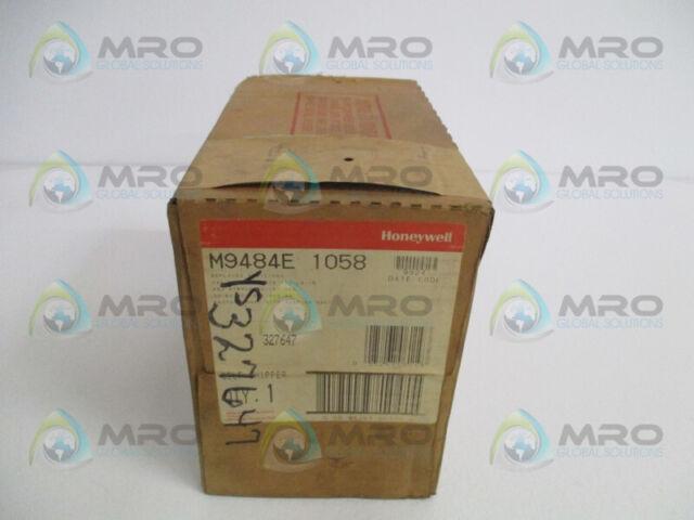 HONEYWELL M9484E1058 MODUTROL MOTOR *FACTORY SEALED*