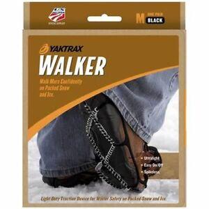 Adult Yaktrax Clear Bnib 7 5 X Large IceMud Uk11 Snow Walkers 13 Impugnature 3q5Ac4jLRS