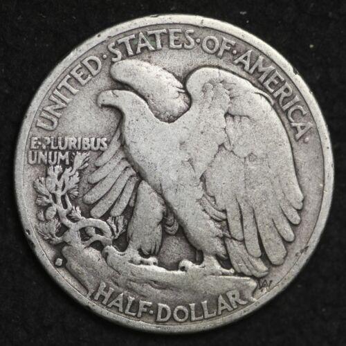 ** 1933-S Walking Liberty Silver Half Dollar FREE SHIPPING!