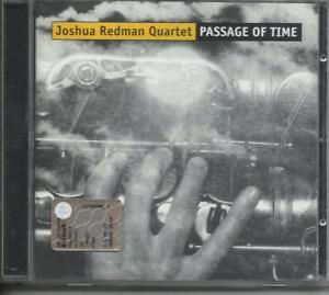 JOSHUA-REDMAN-QUARTET-Passage-of-time-2001-CD