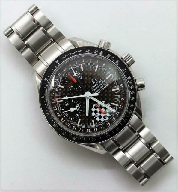 Omega Michael Schumacher Speedmaster Day-Date Automatic Watch Ref - 3529.50.00