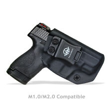 Kydex IWB Holster M&P Shield M2.0 9mm 40 S&W Pistol Gun Case Concealed Carry
