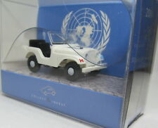Wiking 1:87 Kaiser Jeep M38-A1 OVP UN Friedensmission UNFICYP auf Zypern