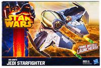 Star Wars Clone Wars Obi-Wan Kenobi Jedi StarFighter ship