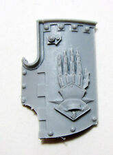 Warhammer 40K Space Marine Forgeworld Iron Hands Medusan Immortals Shield B