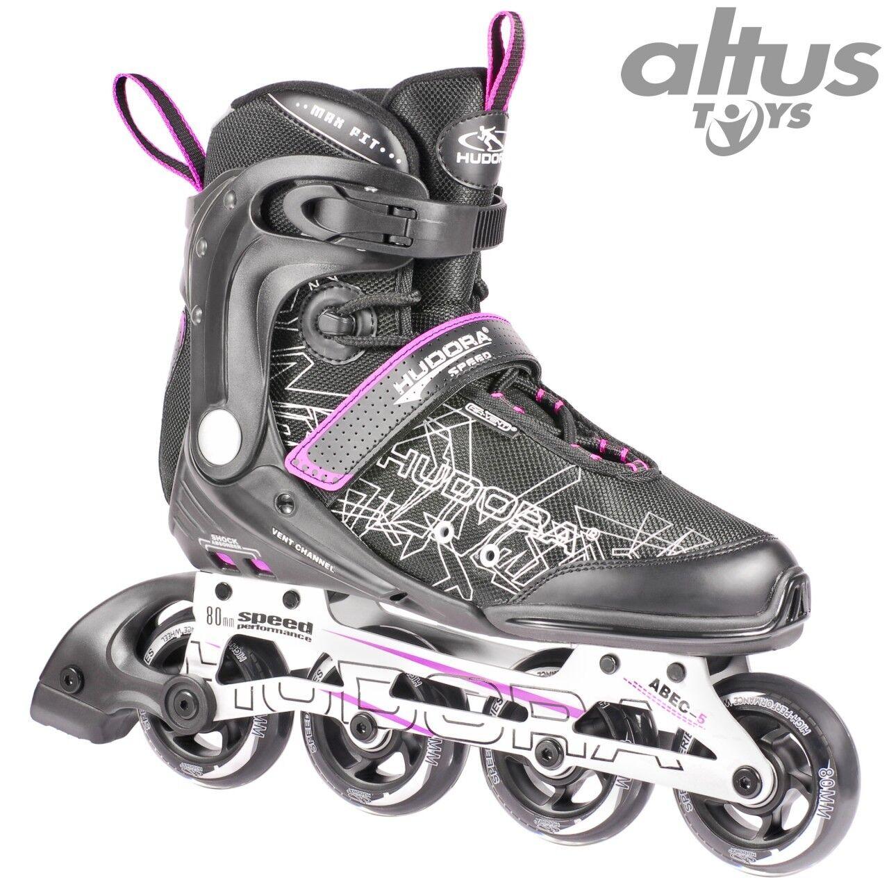 Hudora Inliner Inlineskate Skater RX-23 lila, ABEC 5, Gr. Gr. Gr. 36-46 1f1003