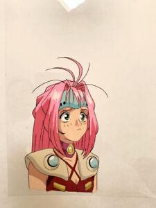Macross 7 TV Anime Production Cel Douga Animation Art Mylene Robotech