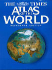 Times  Atlas of the World by HarperCollins Publishers (Hardback, 1996)