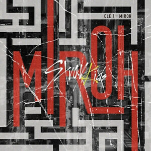 STRAY-KIDS-CLE-1-MIROH-Mini-Album-NORMAL-CD-POSTER-P-Book-Card-GIFT-Pre-Order