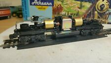 Athearn Gp60 Gp38-2 Gp40-2 Gp50 Chassis Frame Long Tank Locomotive Engine HO