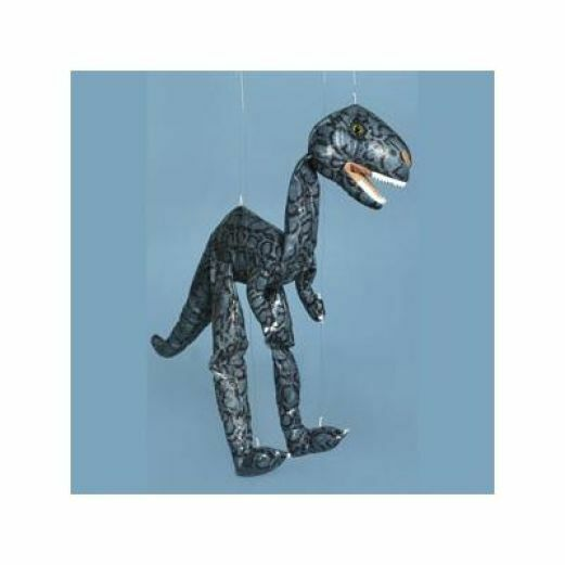 TYRANNOSAURUS Rex Marionette WB967C 38  tall Easy to Use  T-Rex  Sunny Puppet