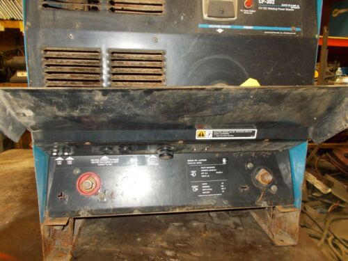 Mig /& Flux-core MILLER CP-302 Arc welding power source