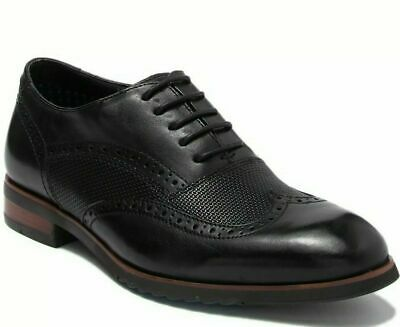 Steve Madden Mens P-Dernn Brogue Wingtip Oxford Shoes